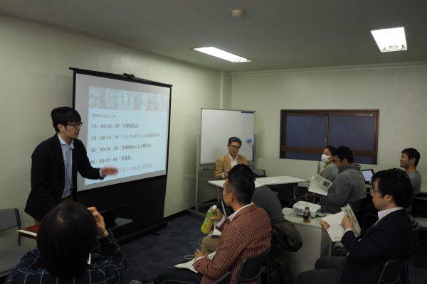 NPOマーケソン中間発表会&卒業団体報告会に参加しました
