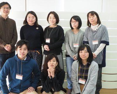 ライティング講座2017 昼間コース参加者