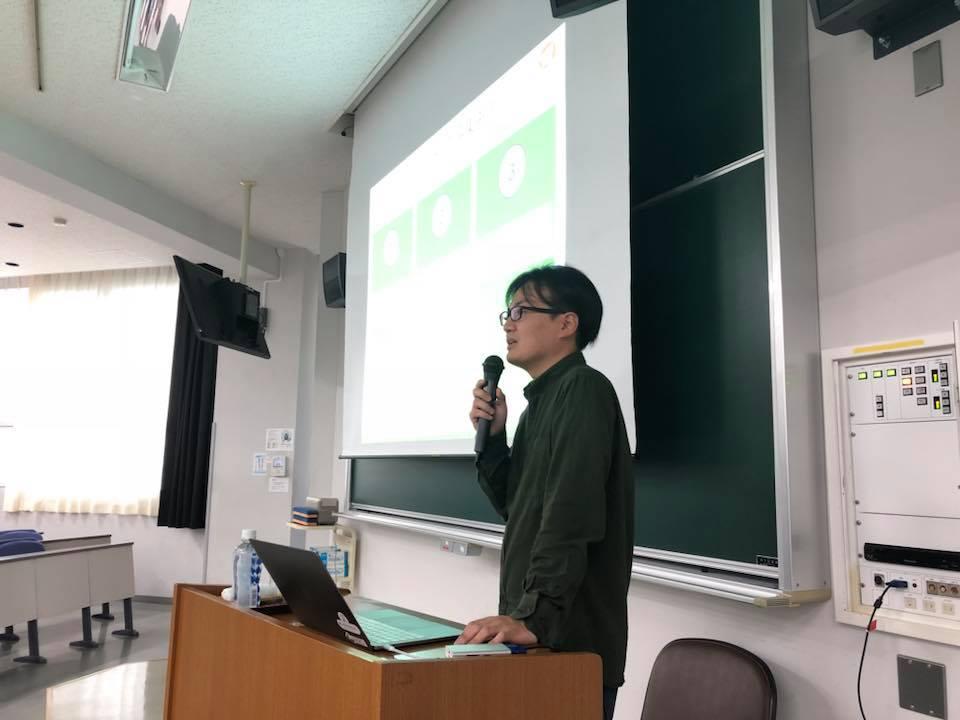 白鴎大学経営学部「現代企業行動論」で講師をしました